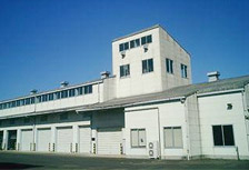 乾燥調製施設