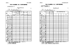 平成28年は種用水陸稲・大豆・そば種子更新計画書